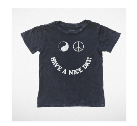 Tiny Whales -  Have A Nice Day T-Shirt