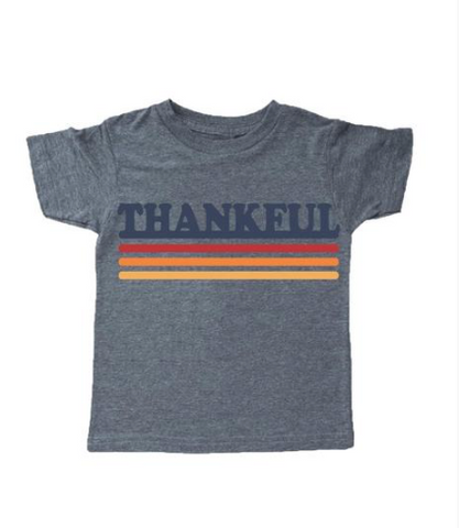 Tiny Whales Thankful Tshirt