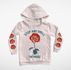 Tiny Whales - Smell the Roses Hoodie