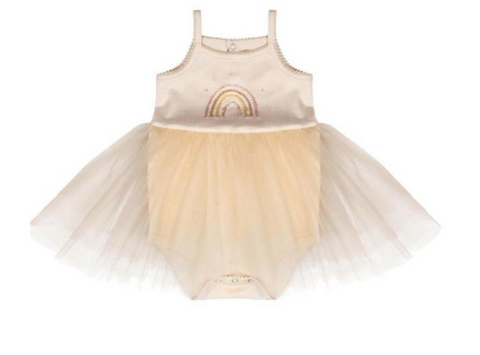 Wild Wawa Rainbow Tutu Dress