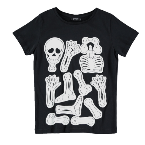 Y Porque - Skeleton T-shirt (Glows in the Dark)