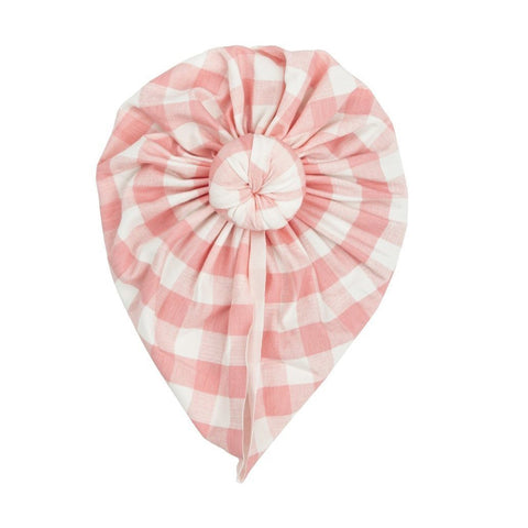 Angel Dear Gingham Headwrap