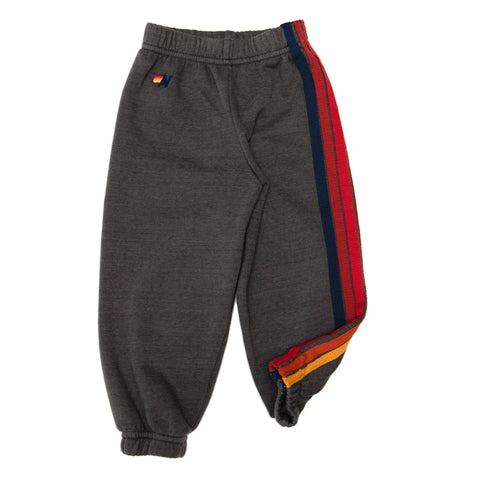 Aviator Nation Kids 5 Stripe Sweatpants