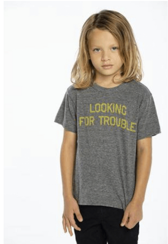 Chaser - Looking For Trouble Tshirt