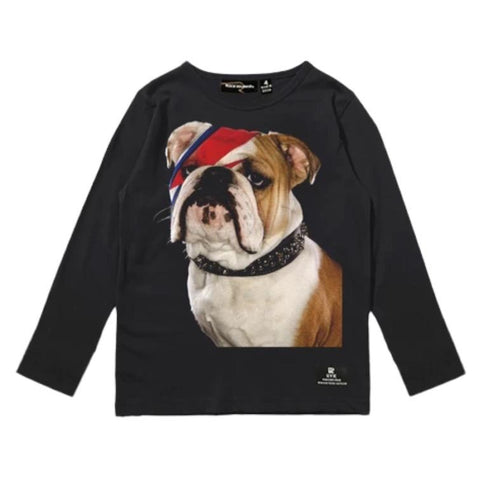 Rock Your Baby Dogowie Long Sleeve Tshirt