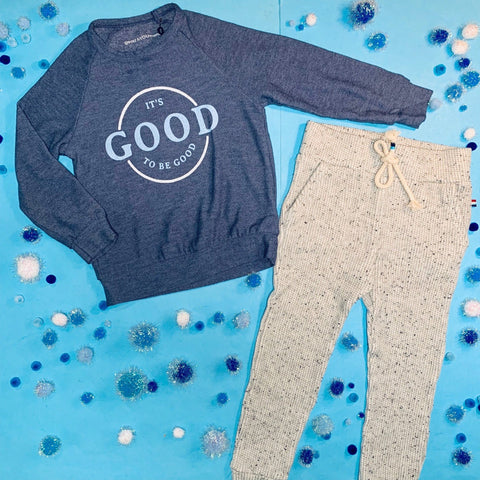 Good Hyouman It's Good to be Good Sweatshirt