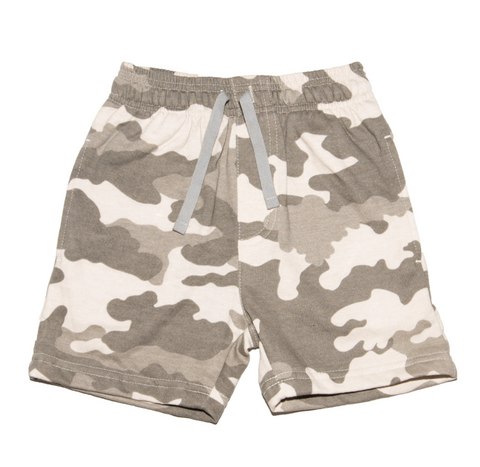 Wes and Willy Camo Shorts