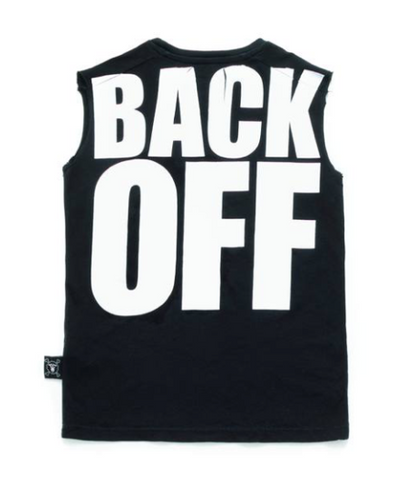Nununu - Back Off Tank Top (Preorder)