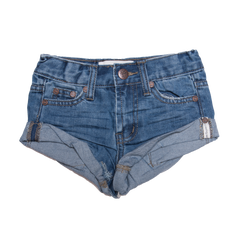one teaspoon blue cult bandit kids jean shorts