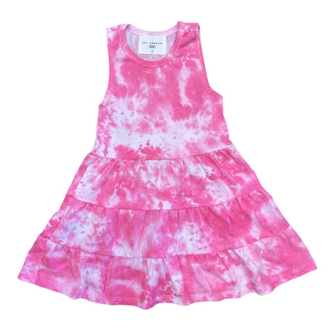 Sol Angeles Kids Passion Marble Tier Dress