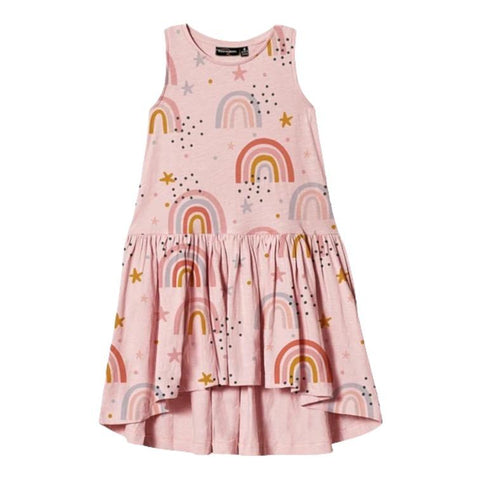 Rock Your Baby Sunshine and Rainbows Dress