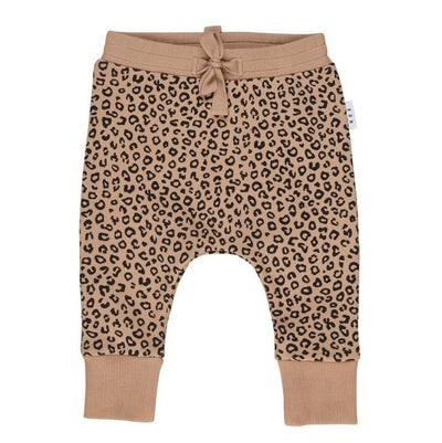 ANIMAL DROP CROTCH SWEATPANTS (PREORDER) - HUXBABY