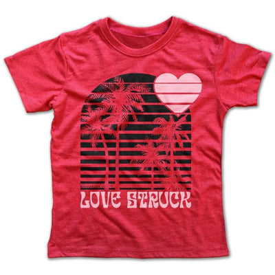 LOVE STRUCK TSHIRT - RIVET APPAREL CO.