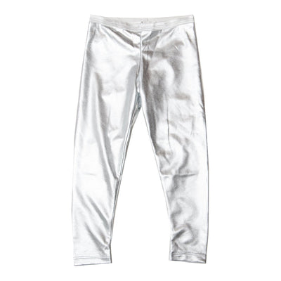 METALLIC LEGGINGS - OH BABY!