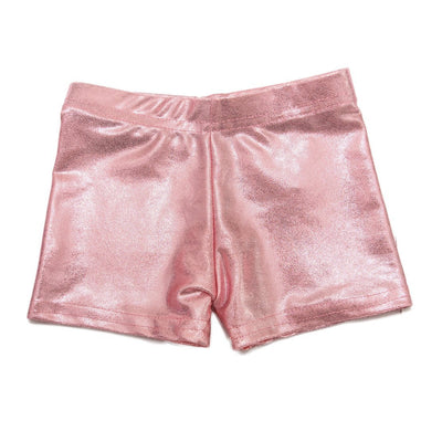 METALLIC SHORTS - DORI CREATIONS