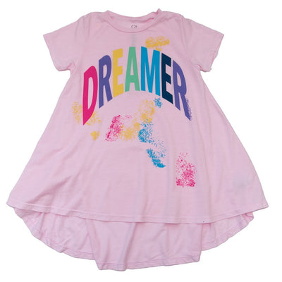 PAINT SPLASH DREAMER DRESS MINI DREAMERS EXCLUSIVE - LAUREN MOSHI