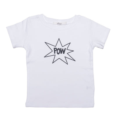 POW TSHIRT - Mini Dreamers