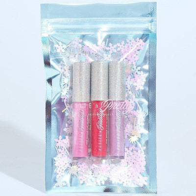 SNOW QUEENS 10K SHINE TRIO - PETITE 'N PRETTY