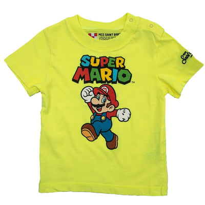 SUPER MARIO BROS TSHIRT - MC2 SAINT BARTH