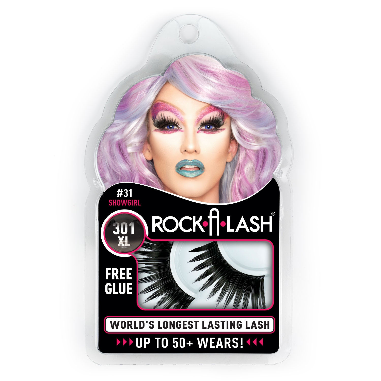 Rock-A-Lash ® <br> #31 - 301-XL™ - ShowGirl