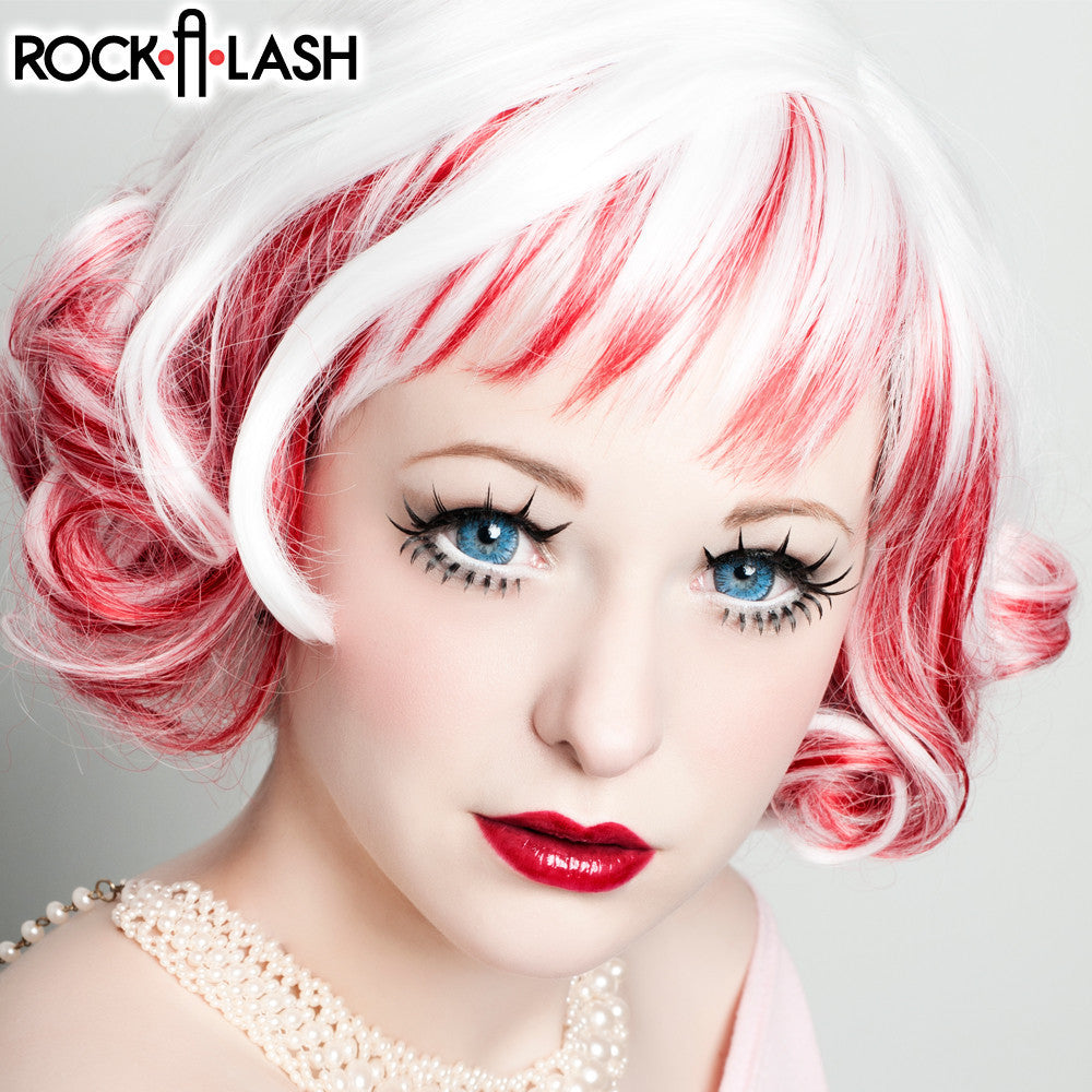 Rock-A-Lash ® <br> #01 Lashing Out Loud™ - 1 Pair
