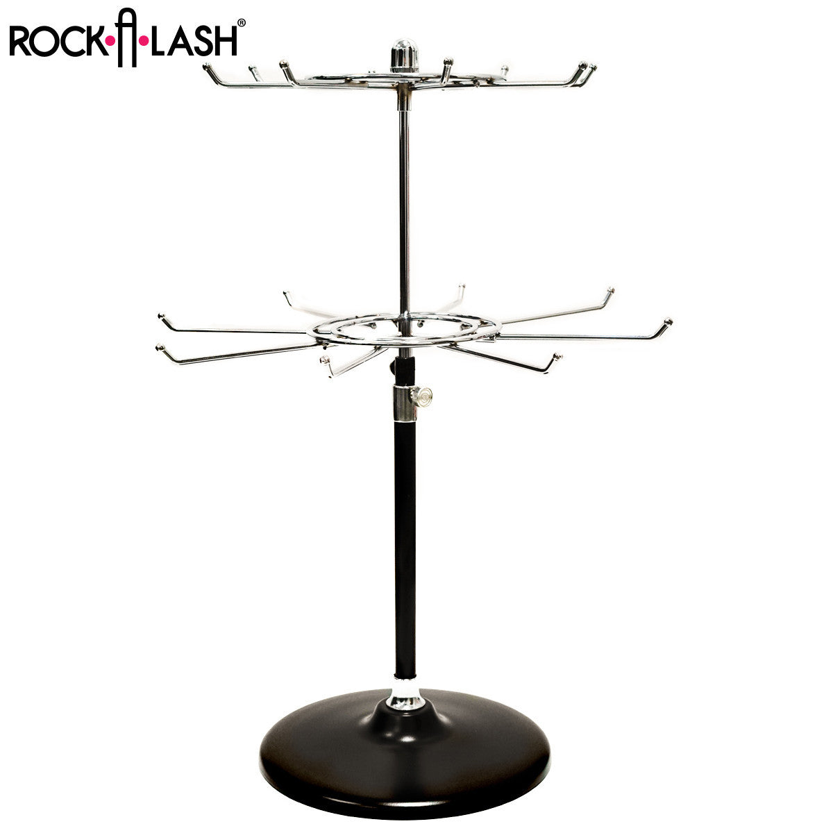 Rock-A-Lash Adjustable Stand