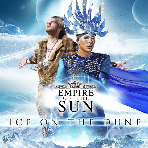 Ice On The Dune CD