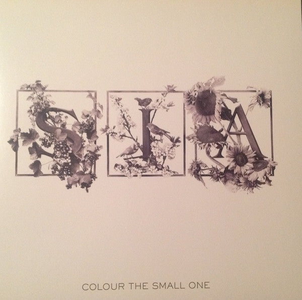 Colour The Small One LP
