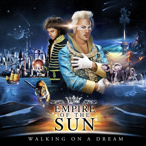 Walking On A Dream CD