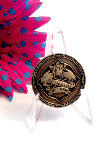 My Sponsor Friendship Medallion