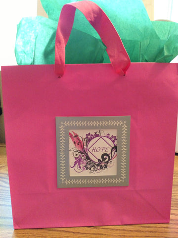 Pink & Purple Hope NA Gift Bag
