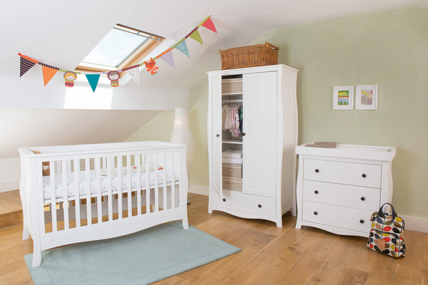 Little House Nursery Furniture: Brampton Three Piece Nursery Set - The Simply Small Company