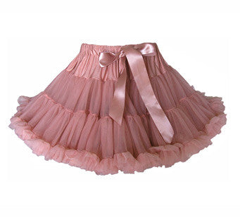 Vintage Pink Bob & Blossom Tutu/Party Skirt - The Simply Small Company