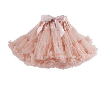Ballet Pink Bob & Blossom Tutu/Party Skirt - The Simply Small Company