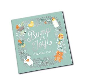 Bump for Joy Pregnancy Journal - The Simply Small Company