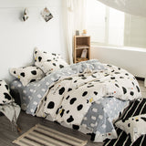 Cow Print Bedding Set