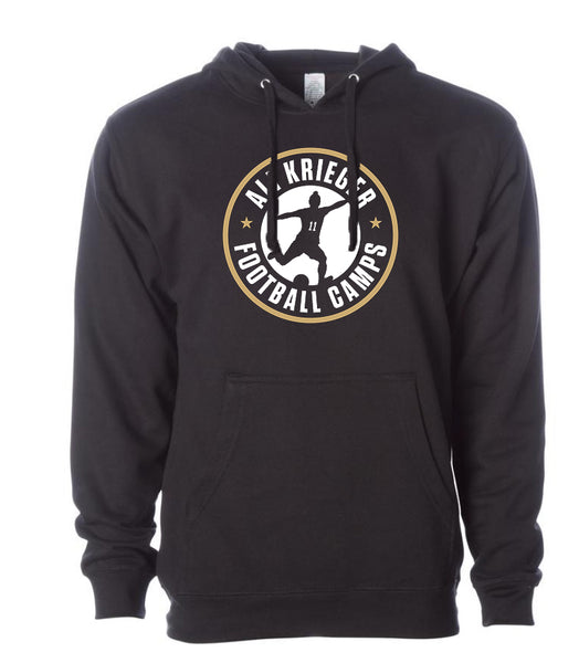 AKFC The Warrior Way Camp Youth Hooded Sweatshirt