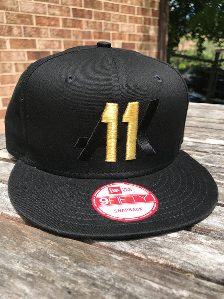 AK11 GOLD LIMITED EDITION SNAPBACK