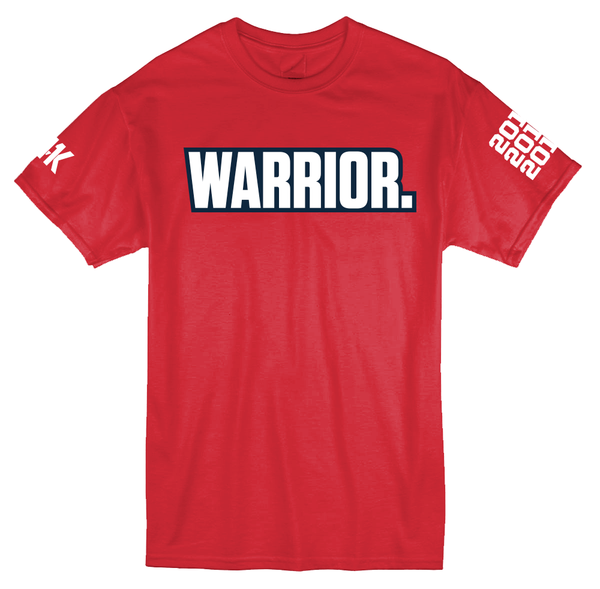 KRIEGER-WARRIOR 2019 Tee