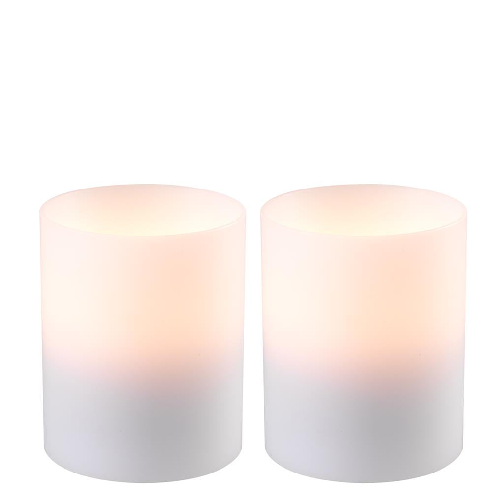 Artificial Candle Holder - Deep