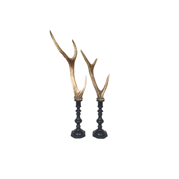 Antler Statues
