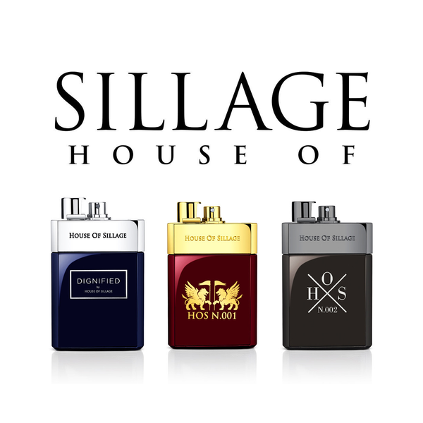 House of Sillage - Men's Signature Collection