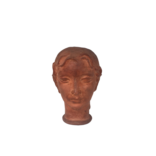Woman's Head - Antique