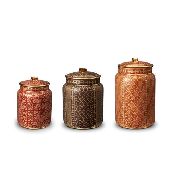 Fortuny Ashanti Canister