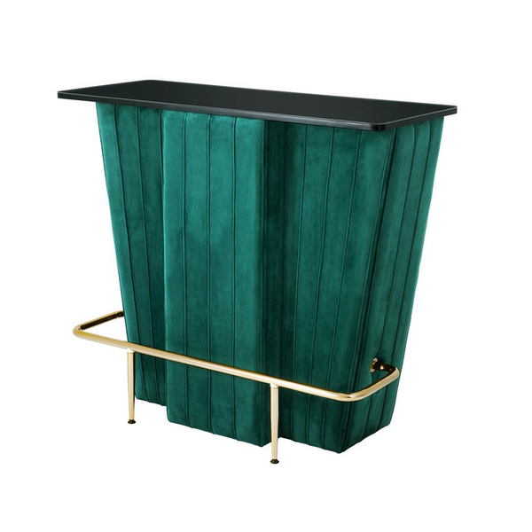 Velvet Green Caviar Bar