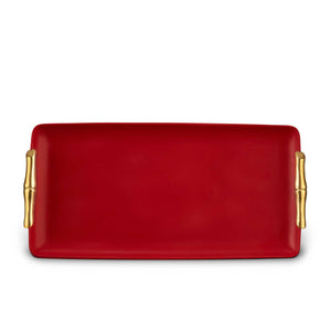 Bambou Rectangular Tray