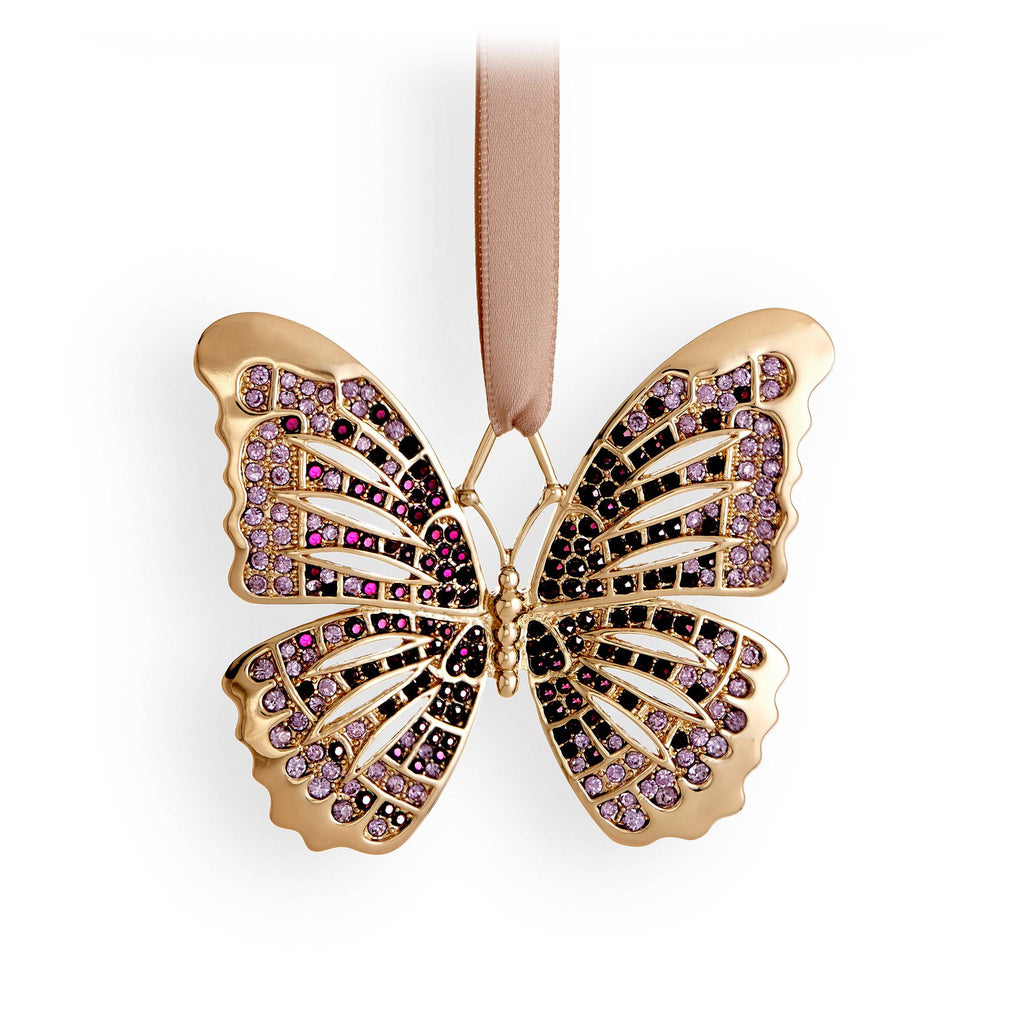 Butterfly Ornament - Gold