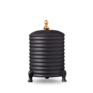 Han Tea Canister - Black