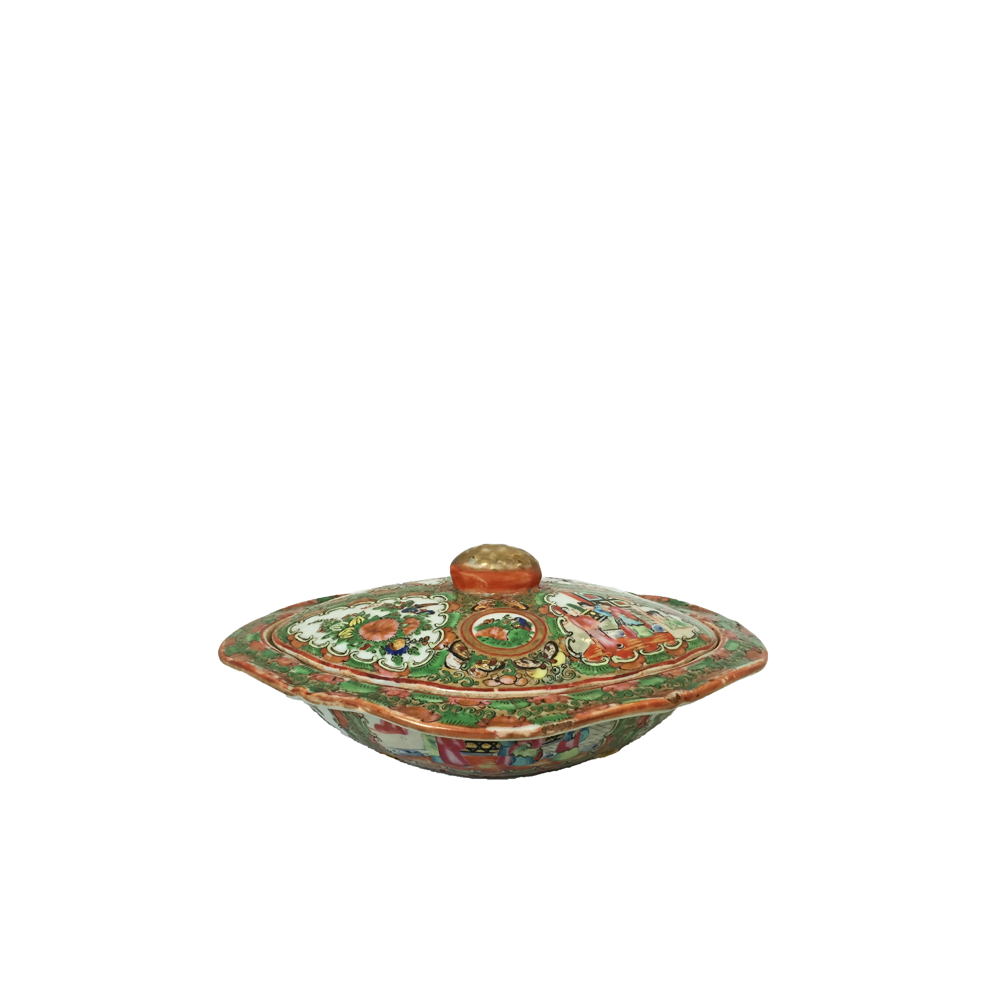 Chinese - Terrine with Lid