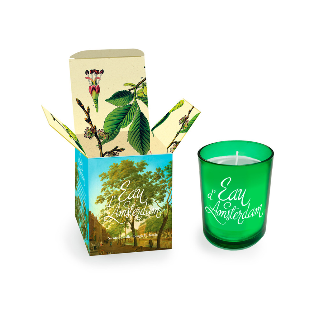 Eau d'Amsterdam - Scented Candle
